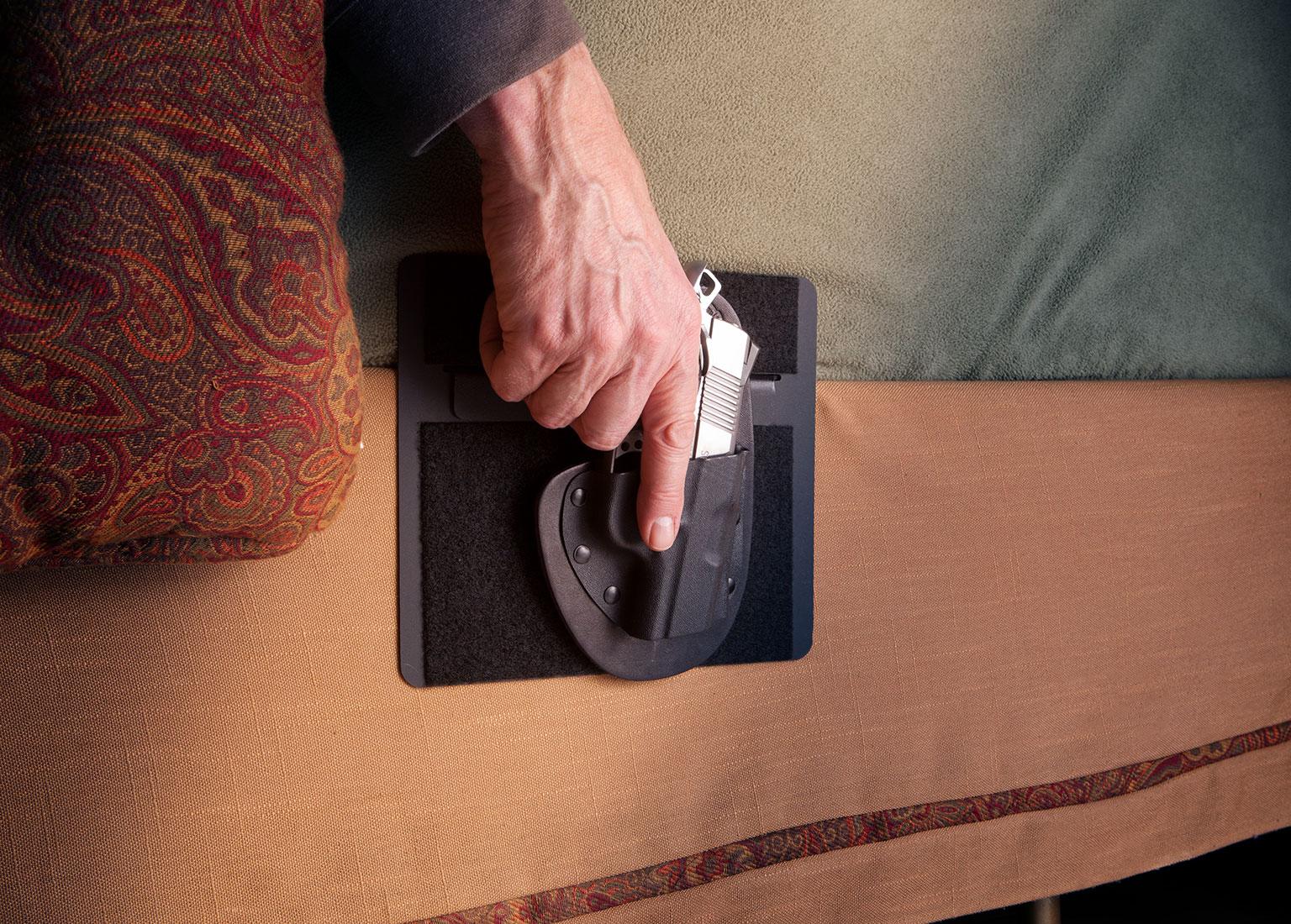 CrossBreed® Holsters Bedside Backup