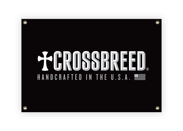 CrossBreed Logo Banner