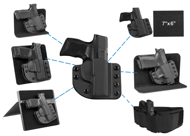 A.R.M.S. Holster