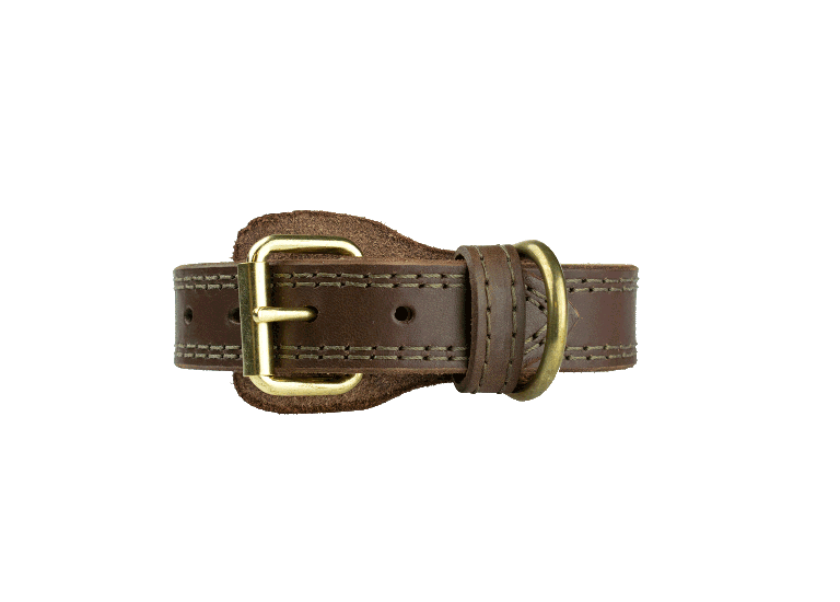 CrossBreed® Holsters Brown K-9 Collar
