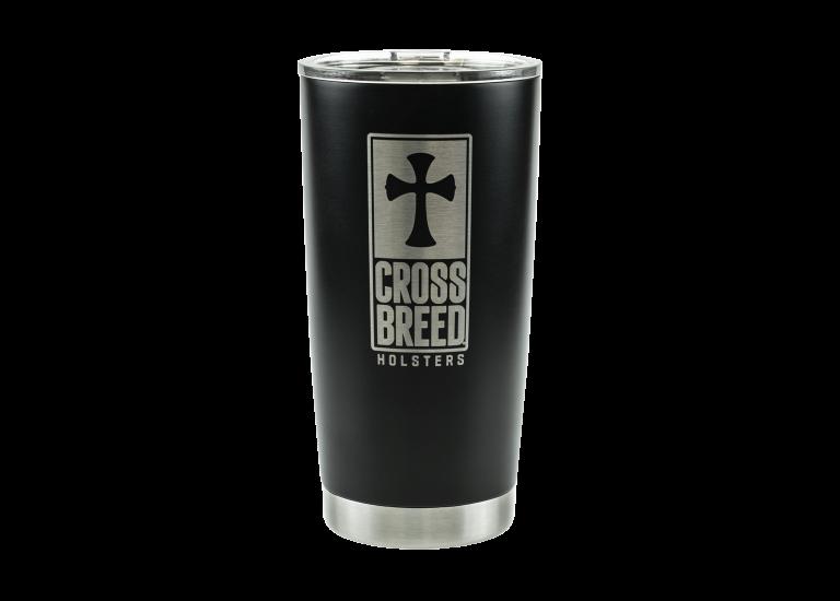 CrossBreed 20oz Logo Tumbler