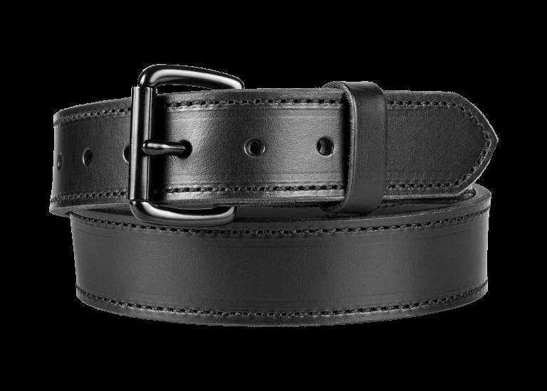 Quick Ship Classic Gun Belt - Black
