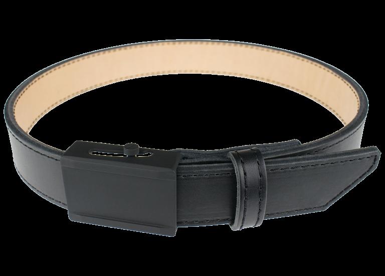 Quick Ship Crossover Gun Belt Black