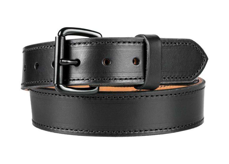 Economy Classic Gun Belt - Black