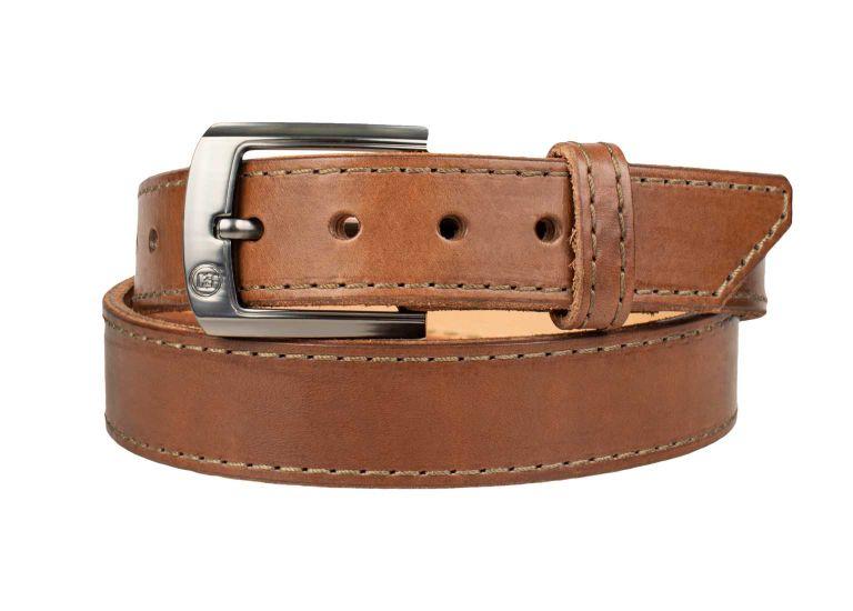 Quick Ship Executive Belt - Brown