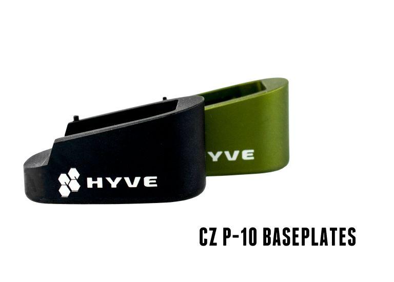 Hyve +3 Mag Base Pad | CZ P-10c