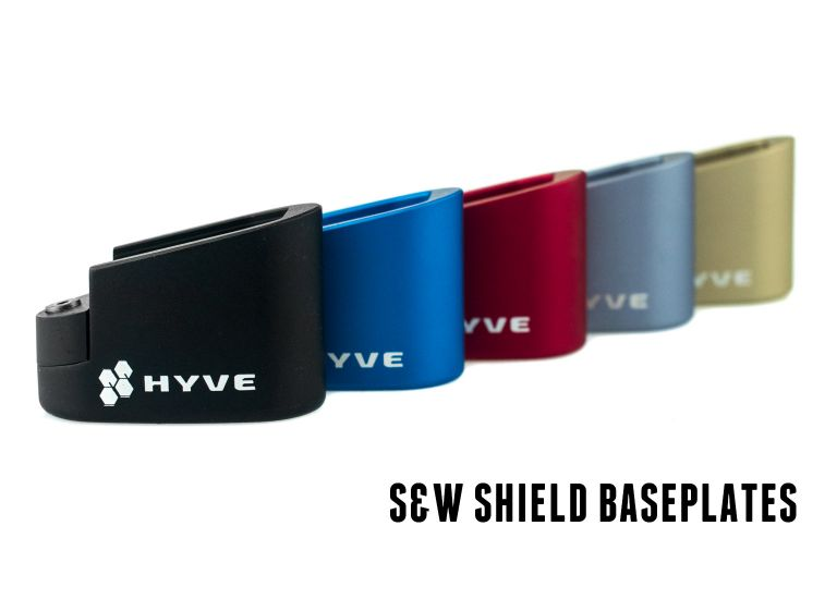 Hyve +2 Mag Base Pad | S&W M&P Shield 9mm