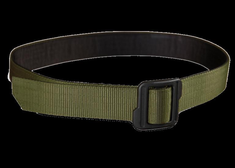 OD & Black Reversible Nylon Belt
