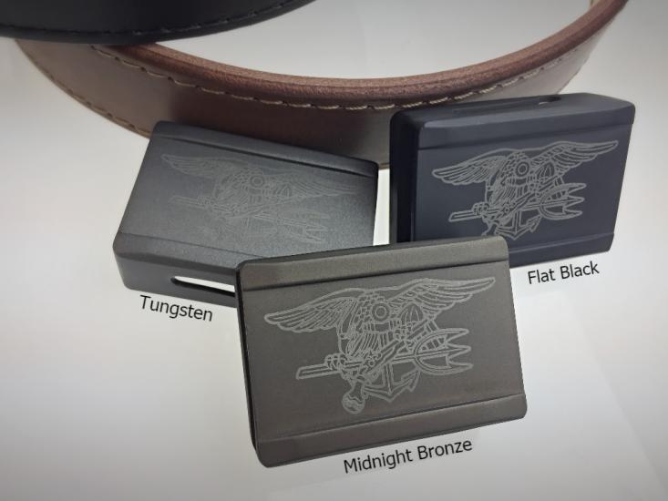 Custom Crossover Belt