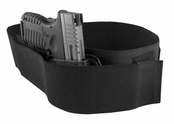 Modular Belly Band with Springfield Armory XDs