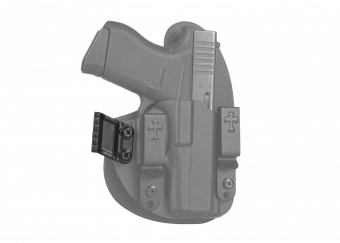 CB Concealment Claw on Reckoning Holster