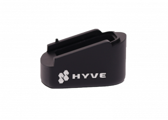 Hyve Plus 3 Mag Base Pad - FN 509 - Black