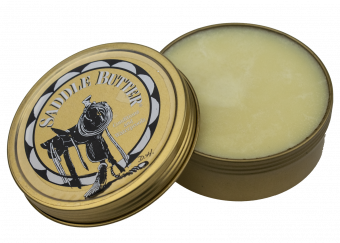 Ray Holes Saddle Butter - Open