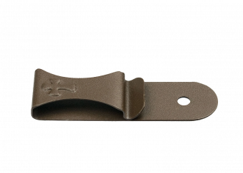 Brown SnapLok Single Hole - Horizontal