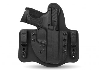 ST2 - Black Cowhide - S&W M&P9 Shield