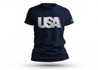 CrossBreed USA T-Shirt - Front