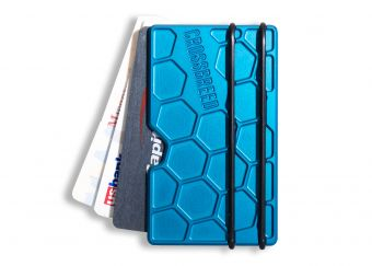 CrossBreed Holsters Metal Wallet - With Cards