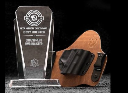 CrossBreed Wins USCCA Member's Choice Award