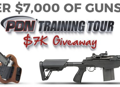 PDN Training Tour Giveaway