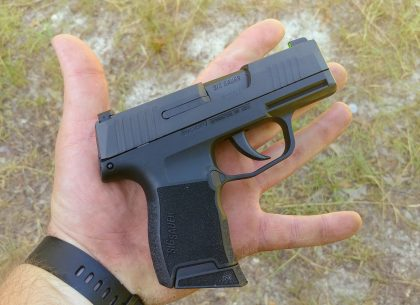 My Top 5 Semi Auto Concealed Carry Guns.