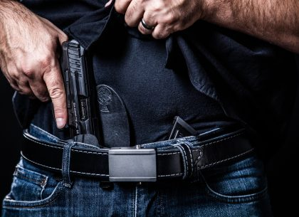 Carrying a Firearm Requires a High-Quality Belt. Here's What to Look For in a Gun Belt: