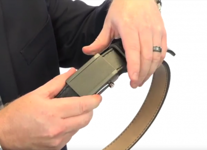 American Rifleman explains how the right gun belt can aid in Concealed Carry.