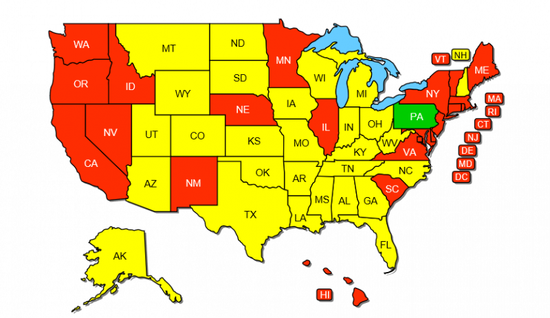 states-that-recognize-pa-ccw-courtesy-www-usacarry-com