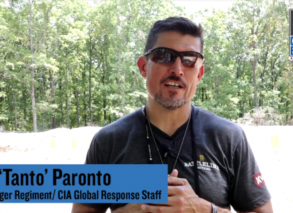 "CrossBreed® and Kris ""Tanto"" Paronto Team Up For National Shooting Sports Month"