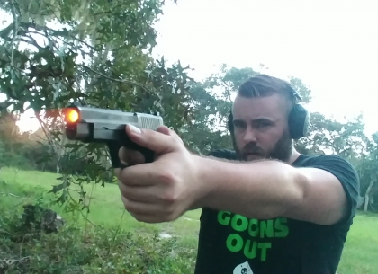The SIG Sauer P220 - Man Sized Firepower