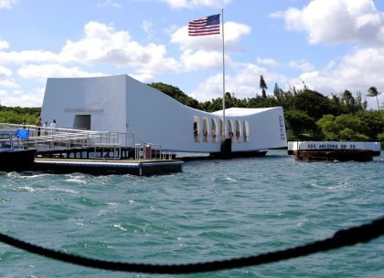 The Inspirational Pearl Harbor Ritual Few Americans Know About