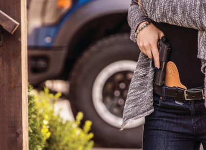 Where to Start? The Smart Girl's Guide to Concealed Carry