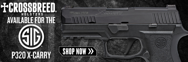 Sig Sauer Offers Premium Line of P320's With the X-Series