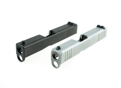Glock 43 and Glock 43x slides