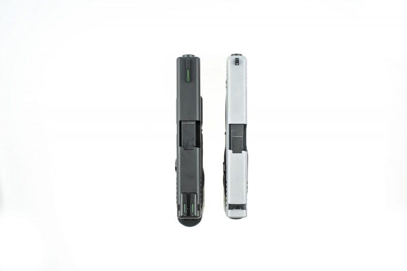 Comparison: The All New Glock 48 Vs  The Glock 19