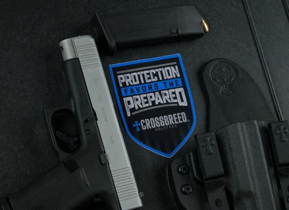 CrossBreed Announces **NEW** Glock 48 Holsters Now Available!!