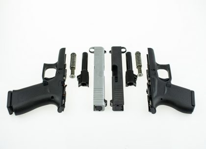 Comparing the Glock 43x to the Glock 43
