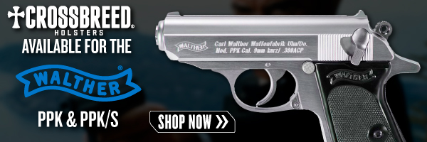 SHOT Show 2019: Walther Brings Back the PPK and PPK/s