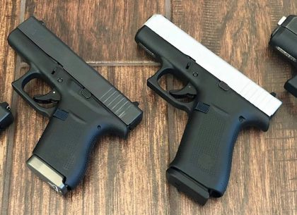 Comparing the Glock 43x to the Glock 43: The Big Deal