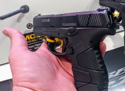 The Mossberg MC1sc: In Our Hands and On Target at SHOT Show