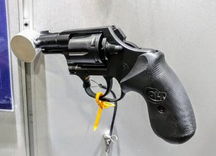 5 Great J-Frame Options for Concealed Carry