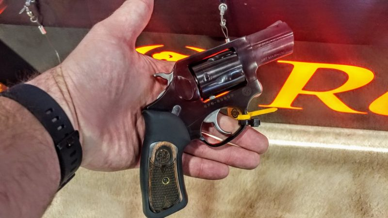 From SHOT Show 2019: Ruger's New  357 Revolvers | CrossBreed