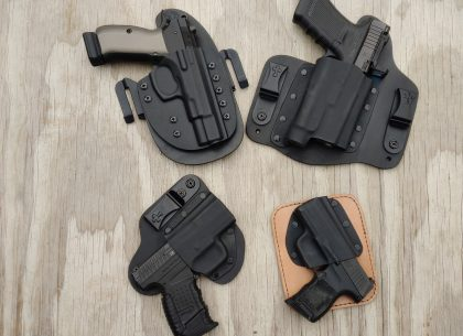 Concealed Carry Tips - Holster Position