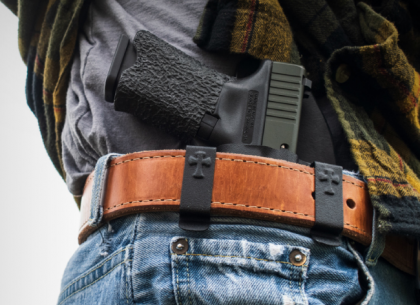 EDC Best Practice: Don't Skimp When Choosing a Gun Belt
