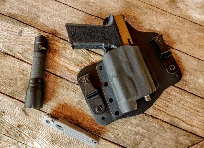 Is a Weapon-Mounted Light Right for Your Everyday Carry?