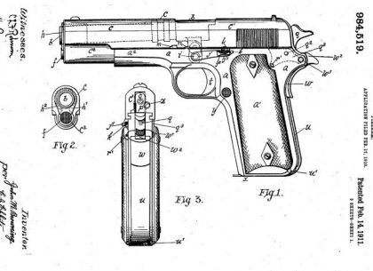 Although Timeless and Reliable, is the 1911 Hopelessly Outdated?