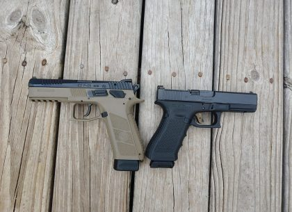 Glock vs CZ: Stacking the G17 Against the P09