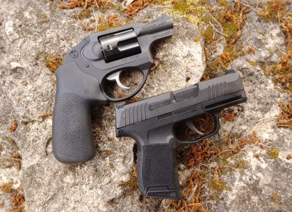 Pocket Rocket Battle: SIG P365 vs Ruger LCR