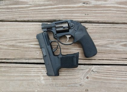 Pocket Rocket Battle: The SIG P365 vs Ruger's LCR