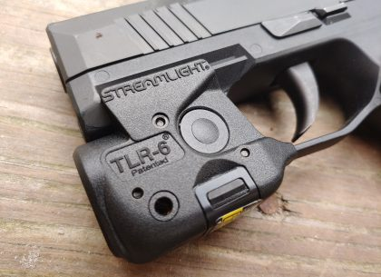 The Streamlight TLR-6: A Bright Little Guy