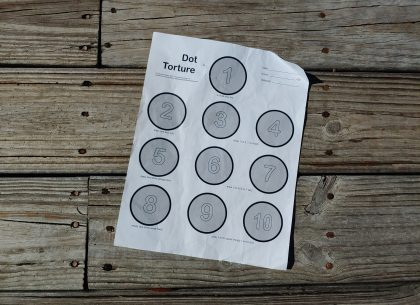 paper targets, range time, responsibly armed, guerrilla approach, dot torture, targets, range day, gun range, firearms training, CrossBreed Holsters, Concealed Carry, IWB, OWB, range targets, free paper targets,